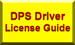 Texas DPS Guide to a Driver's License